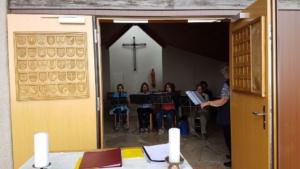 Bergkapelle Bettag-Gottesdienst 2020